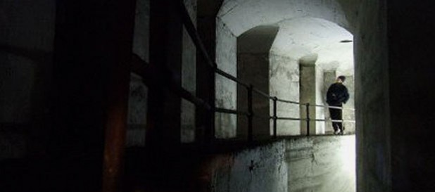 fort horsted ghost hunt