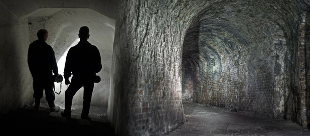 Fear in the Fort Ghost Hunt – £55