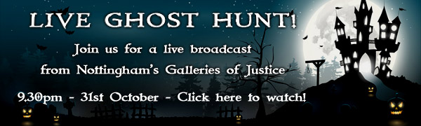 live ghost hunt