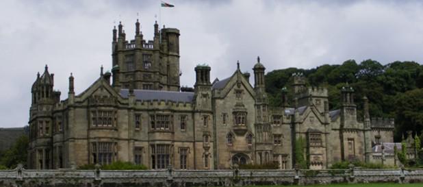 margam castle ghost hunt