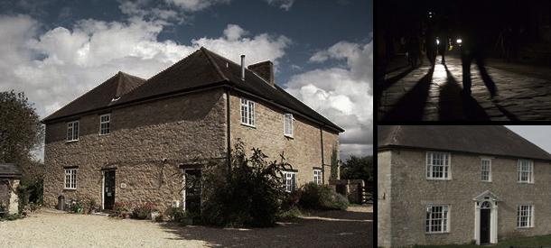 farmhouse ghost hunting