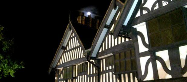 oak house ghost hunt
