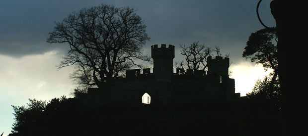 warwick castle ghost hunt