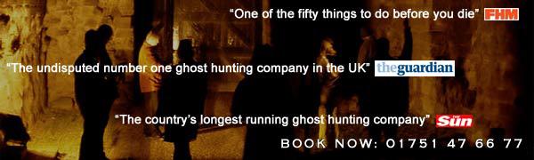 Ghost hunts