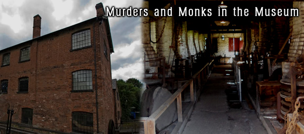 Fear at Forge Mill Ghost Hunt – £39