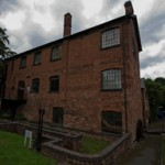 Forge Mill Ghost Hunt