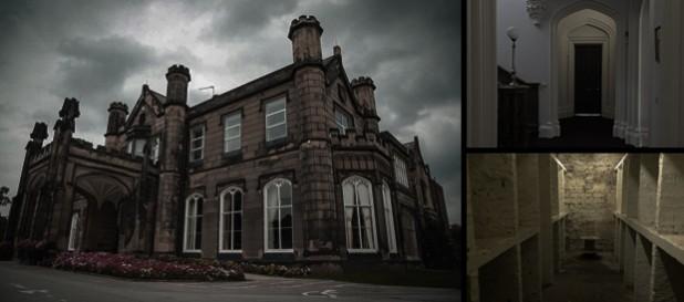 doncaster asylum ghost hunt