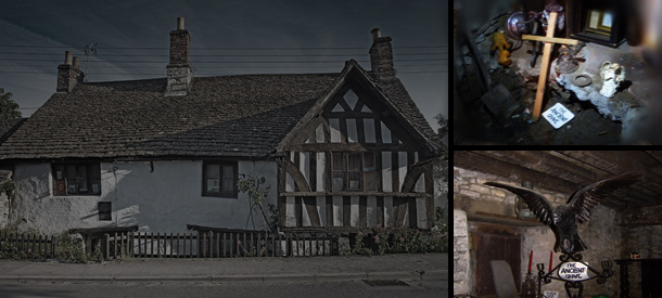 Ancient Ram Inn Ghost Hunt – SOLD OUT