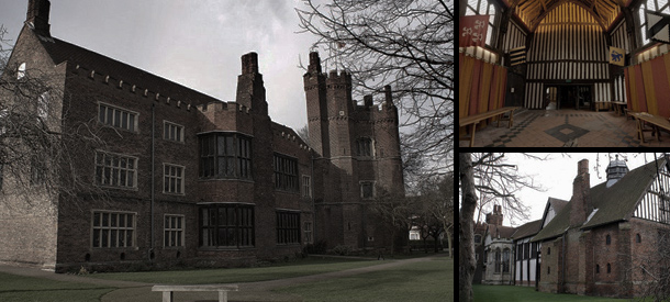 Gainsborough Old Hall Ghost Hunt