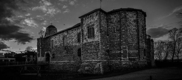 colchester castle ghost hunt