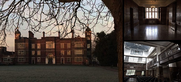HALLOWEEN Ghost Hunt at Charlton House – £55
