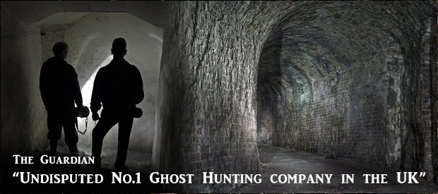 Fort Horsted Ghost Hunt – NEW DATES FOR 2019 – £45  (VIP £40.50)