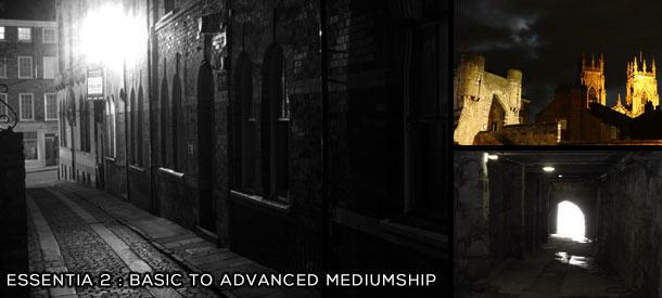 Mediumship Workshop – Beginner and Intermediate