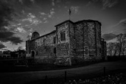 Castle Park Ghost Hunt With Haunted Hotel Sleepover- £98  (VIP price £89)