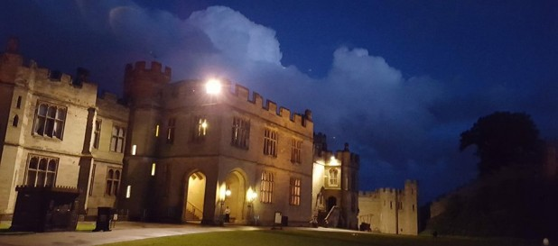 Warwick Castle Ghost Hunt – £65