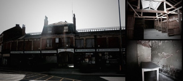 ANNISON FUNERAL PARLOUR GHOST HUNT – £39