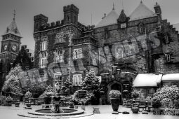 Craig Y Nos Castle Exclusive Dinner, Ghost Hunt, B&B & History Tour  (£150 for 1 / £190 for 2)