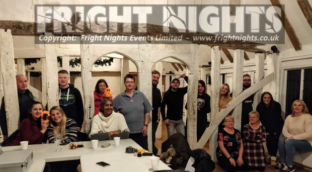 Fright Nights Reviews and Testimonials the Original Ghost Hunting Co