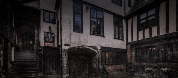 Strangers' Hall Ghost Hunt – £55  (VIP £49.50)