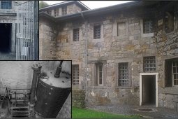 Beaumaris Gaol Ghost Hunt – £45  (VIP £40.50) – (07/03/20)