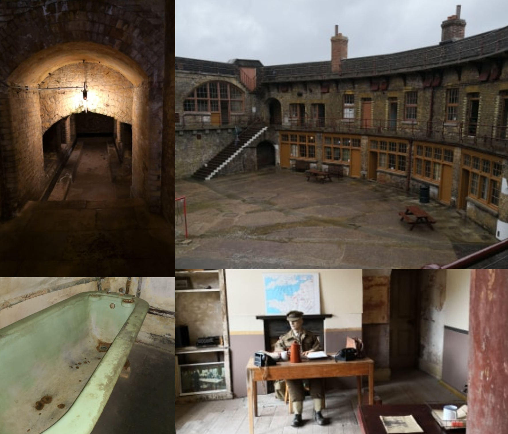 LANDGUARD FORT VALENTINES DAY CHILLER GHOST HUNT – £45 (VIP £40.50) 13/02/21