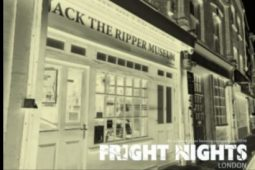 Jack the Ripper Museum Event  £59 (VIP £53.10)  13/03/21