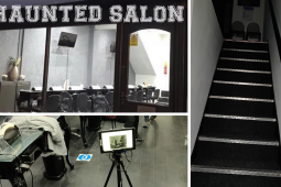 CRYSTAL TIPS HAUNTED SALON PRIVATE GHOST HUNT – Unique Opportunity!