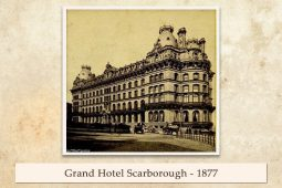 The Grand Hotel Scarborough Ghost Hunt  £35 (VIP £31.50)  01/10/21